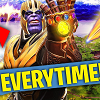 How To Become Thanos Everytime