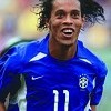 Ronaldinho amazing free kick goal Brazil-England WC 2002