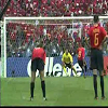 2002 World Cup Quarter Final Korea vs Spain penalty kick