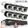 ANRAN 8 Channel Home Security Camera System