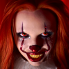 It Pennywise Glam Makeup Tutorial