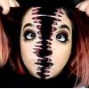 Top 25 DIY Halloween Makeup Tutorials