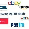 Lowest Online Deals