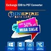 Inspire Data Care EDB to PST Converter