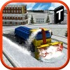 Snow Blower Truck Simulator 3D