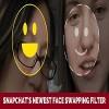 Snapchat's face swap filter