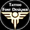 Tattoo Designer - Fonts