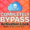 Bypass iCloud Lock iOS 12.2.1 Activation