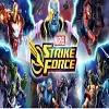 Captain America, Black Widow, Quake, Hulk and Rocket Raccoon