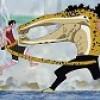 Luffy vs. Rob Lucci