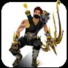 Ninja Warrior - The Extreme War