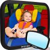 Cozy Greens Backseat Baby Car Mirror