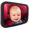 Lusso Gear Baby Backseat Car Mirror