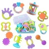 Baby Rattles and Teething Toys