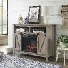 Better Homes & Gardens Modern Farmhouse Fireplace Credenza