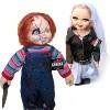"Chucky & Tiffany 26"" Plush Doll Set"