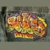 JNCO Men's Jeans Graffiti Burner