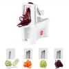 Paderno World Cuisine 4-Blade Vegetable Slicer