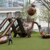 Tom Otterness Silver Towers Playground