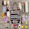 [Tips] Moving Essentials Bag