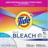 Tide Plus Bleach