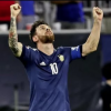 Leo Messi Amazing Free Kick with Argentina vs USA