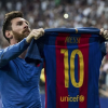 Lionel Messi scores 500th Barcelona goal against Real Madrid in Bernabeu