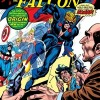 Captain America and The Falcon: The Nomad