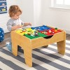 Kid Kraft 2-in-1 Activity Table with Board