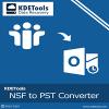 KDETools NSF to PST Converter