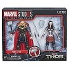 Thor: The Dark World Thor and Sif Figures