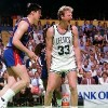 Bill Laimbeer vs Boston Celtics