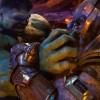 Hulk versus Thanos