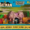 Ideal Batman and Justice League of America playset