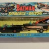 Corgi Batmobile and Batboat