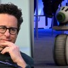 J.J. Abrams as the voice of D-0