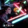Star Wars Anime Opening - Shinzo wo Sasageyo