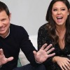 Presenting your hosts: Nick and Vanessa Lachey