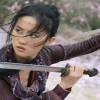 She made her film debut alongside Jackie Chan and Jet Li