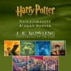 Harry Potter Audio Collection by Jim Dale