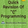 Quick Revision of C programming