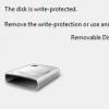 Remove Write Protection From any USB drives