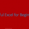 Useful Excel for Beginners