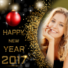 Happy New Year Photo Frame
