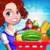 Supermarket Grocery Girl